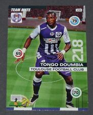 TONGO DOUMBIA TOULOUSE Téfécé FOOTBALL ADRENALYN CARD PANINI 2015-2016