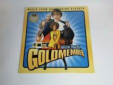 Soundtrack Austin Powers In Goldmember Gold Vinyl LP RSD 2020 New Sealed