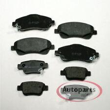 Honda Civic 8 VIII Hatchback - Bremsbeläge Bremsklötze Bremsen vorne hinten*