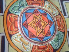 Miniaturmalerei - Mandala