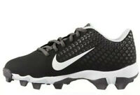Nike Vapor Ultrafly 2 Black White Baseball Cleats Youth AQ8151-010 size 2.5Y
