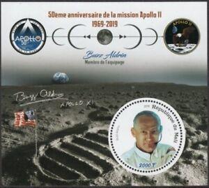 [SP 1907] - MALI  2019 - SPACE APOLLO XI-destocking stamps price  1V  MNH **