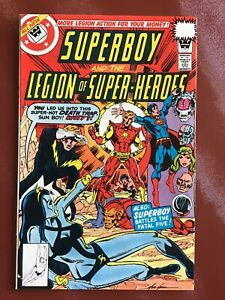 SUPERBOY AND THE LEGION OF SUPER HEROES #30 WHITMAN VARIANT