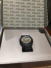 POLAR F6 BLACK COAL FITNESS WRIST HEART RATE MONITOR -WORKS
