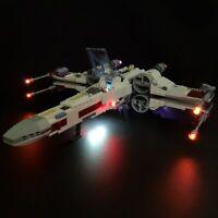 LED Light Kit For LEGO 75218 the x wing starfighter lighting building (75218 )