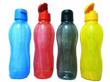 Tupperware B56 Sports Bouteille D'eau Eco 1,0L LOT de 4 - NEUF - RAR