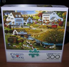 Buffalo Charles Wysocki Hound of the Baskervilles 300 piece puzzle #2638