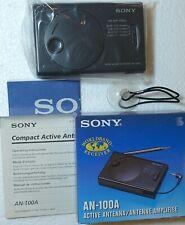 Sony Antenne Wide Range AN-100A für Radio Weltempfänger ICF-SW100, SW7600G
