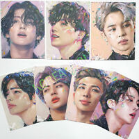BTS MAP OF THE SOUL : 7 Collection Painting Photocard 7pcs All Bangtan Boys