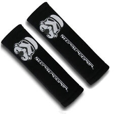2pc Star Wars Stormtrooper Seat Belt Cover Shoulder Pad Cushion
