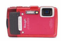 Olympus Stylus TG-830 iHS 16.0MP 3'' SCREEN  5x Digital Camera (NO BATTERY)