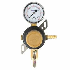 "Taprite Co2, Secondary Air Regulator - 60 lb Gauge Shut-off 5/16"" Barb - T1661St"
