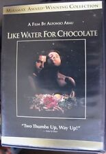 LIKE WATER FOR CHOCOLATE OOP RARE DELETED REGION 1 NTSC DVD ALFONSO ARAU