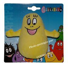 BARBAPAPA peluche BARBIDOU Barbabébé jaune figurine dessins animés Jémini NEUF