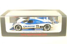 NISSAN R88c #23 24h LeMans 1988 Hoshino Wada Suzuki 1 43 Spark