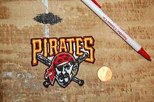 "Pittsburgh Pirates 3"" Patch 1997-2013 Primary Logo Baseball"