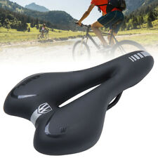Bicycle Bike Cycle MTB Saddle Road Mountain Sports Soft Comfort Cushion Gel Seat