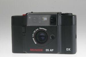 Minox 35AF mit Minoxar 3,5/32mm