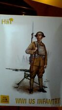 1/72 WW1 US American Infantry 8112