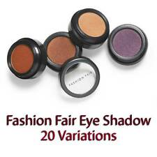 Fashion Fair Eye Shadow 20 Colour Variations Choose Your Colour