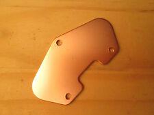 Copper Telecaster Bridge Pickup Base Plate