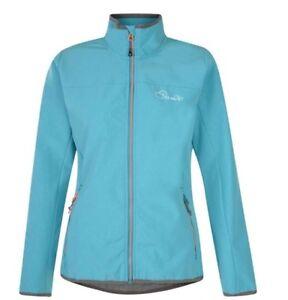 Dare 2b Womens/Ladies Centra Water Repellent Softshell Jacket Coat BOX69