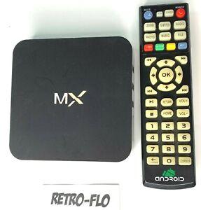 IPTV 18 Pro Smart TV Box + Télécommande - Dual Core MX RAM 1GB - Storage 8GB