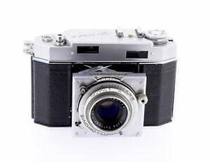 AGFA: Karat 36 (1952) avec Agfa Solinar 2.8/ 50 mm numéro VD9400 télémètre