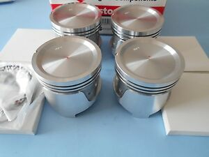 Piston Set w/Rings STD. L18 & L20B Eng.- fits Datsun 510 - 620 - 610 - 710 - 720