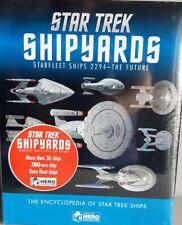 Star Trek Designing Shipyards Starfleet Ships: 2294 Book Eaglemoss OVP englisch