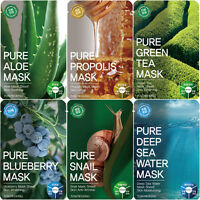 [TOSOWOONG] Pure Mask Pack 12pcs (2ea of each types)