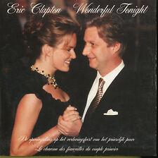 ERIC CLAPTON CD SINGLE BENELUX WONDERFUL TONIGHT (2)