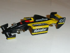 AFX TOMY F1 ARMOR-ALL SUPER G+ HO SLOT BODY IN USED CONDITION