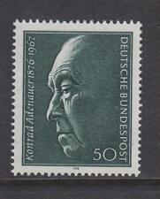 WEST GERMANY MNH STAMP DEUTSCHE BUNDESPOST 1976 KONRAD ADENAUER  SG 1769