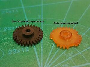 Idler Gear Philips Ghetto blaster d8634 d8718 d8734 d8614 d6920 - 3D Printed