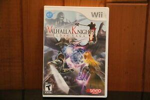 Valhalla Knights: Eldar Saga (Nintendo Wii, 2009)