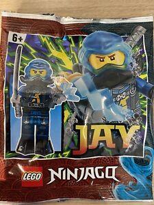 LEGO NINJAGO: Scuba Jay Minifigure Limited Edition Polybag Set 892181. Age 6+.