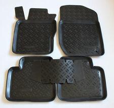 3D EXCLUSIVE TAPIS DE SOL EN CAOUTCHOUC pour MERCEDES GL X164 07-2013 NOIR 4pcs