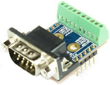 RS232 DB9 COM Port Breakout Boards (Male) eLabGuy D9-M-BO-V2A