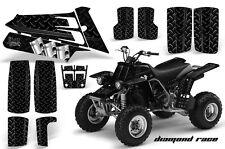 Yamaha Banshee 350 AMR Racing Graphics Sticker Kits 87-05 Quad ATV Decals DR BK