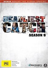 Deadliest Catch : Season 8 (DVD, 2012, 5-Disc Set)