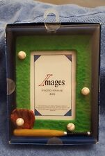 4x6 Baseball Picture frame