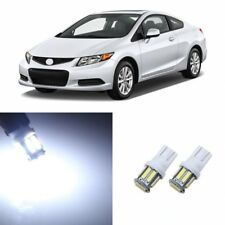8 x Super Bright LED Lights Interior Package For Honda CIVIC 2006 - 2012 + TOOL