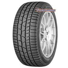 KIT 4 PZ PNEUMATICI GOMME CONTINENTAL CONTIWINTERCONTACT TS 830 P SSR * 195/55R1