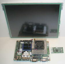 Advantech Mini-ITX Mainboard PCM-9362D (Atom-CPU) m.10.4Zoll TFT-LCD-Touch-Displ