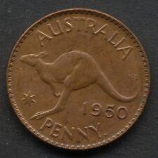 1950Y Penny Uncirculated