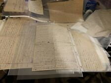 Lot of Personal Letters - 1940's - In Hungarian