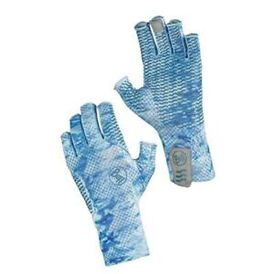Buff Aqua Gloves - NEW FREE SHIPPING