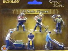 O-Gauge - Bachmann - Construction Workers