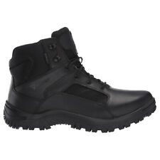 Bates Mens Boots Manuever Waterproof Mid Ankle Lace-Up Leather Synthetic